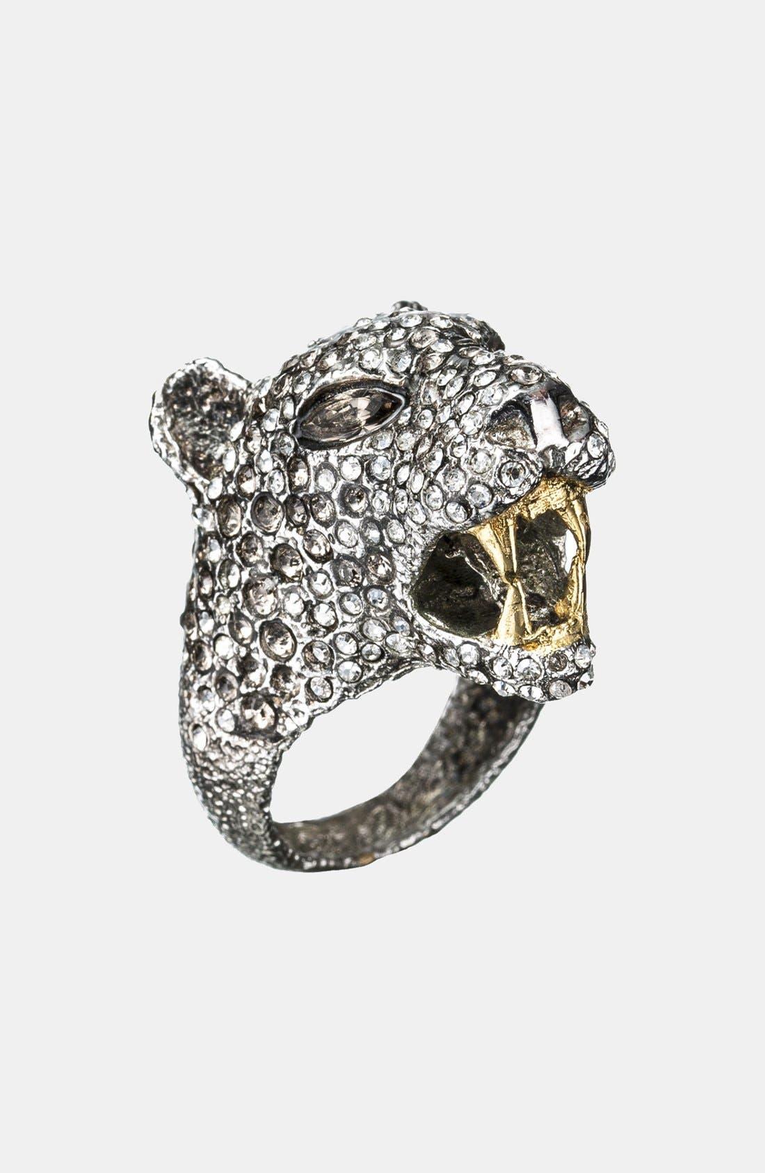 Main Image - Alexis Bittar 'Elements - Cordova' Jaguar Cocktail Ring