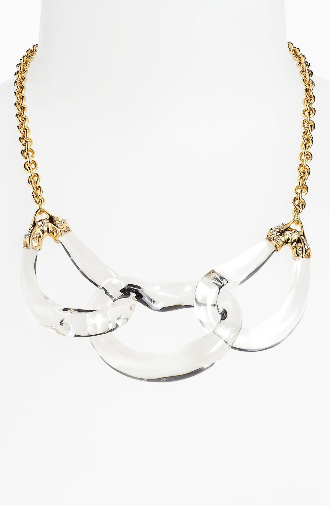 Main Image - Alexis Bittar 'Lucite® - Ophelia' Frontal Necklace