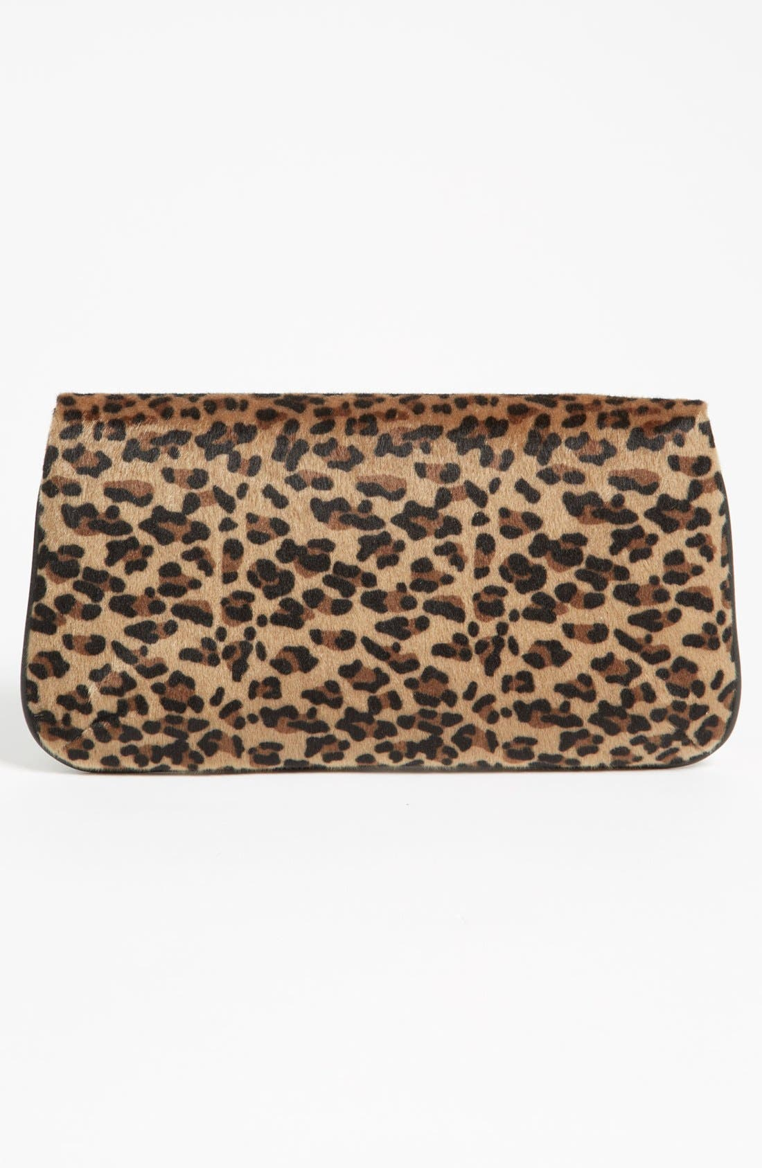 Alternate Image 4  - Deux Lux Faux Fur Clutch