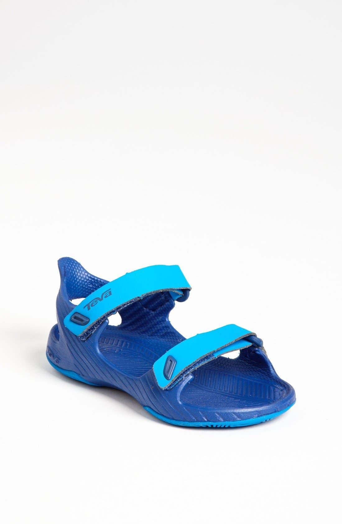 Alternate Image 1 Selected - Teva 'Barracuda' Sandal (Baby & Walker)