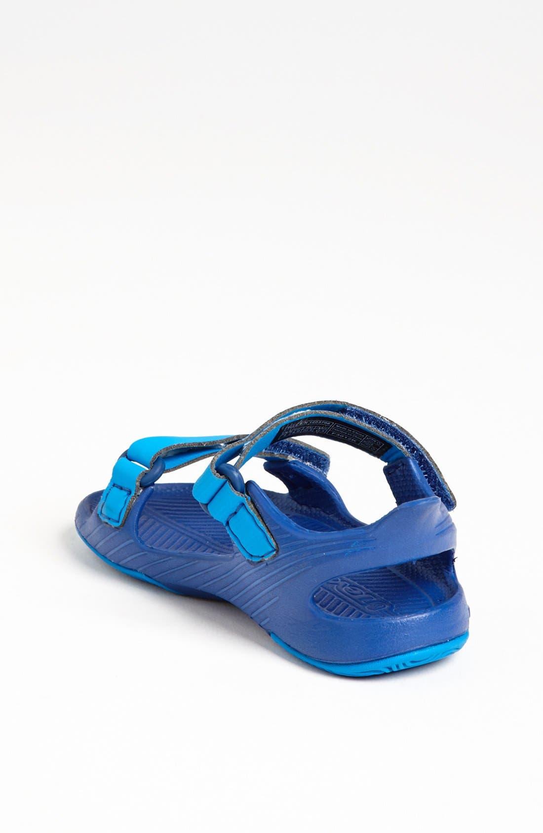 Alternate Image 2  - Teva 'Barracuda' Sandal (Baby & Walker)
