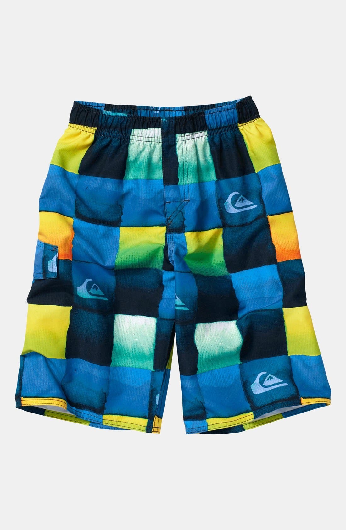 Alternate Image 1 Selected - Quiksilver 'Redemption' Volley Shorts (Big Boys)