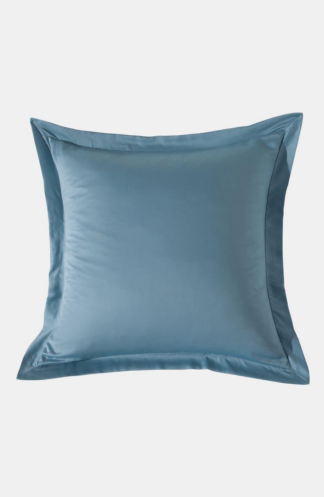 Alternate Image 1 Selected - kensie 'Blue Poppy' Euro Sham (Online Only)