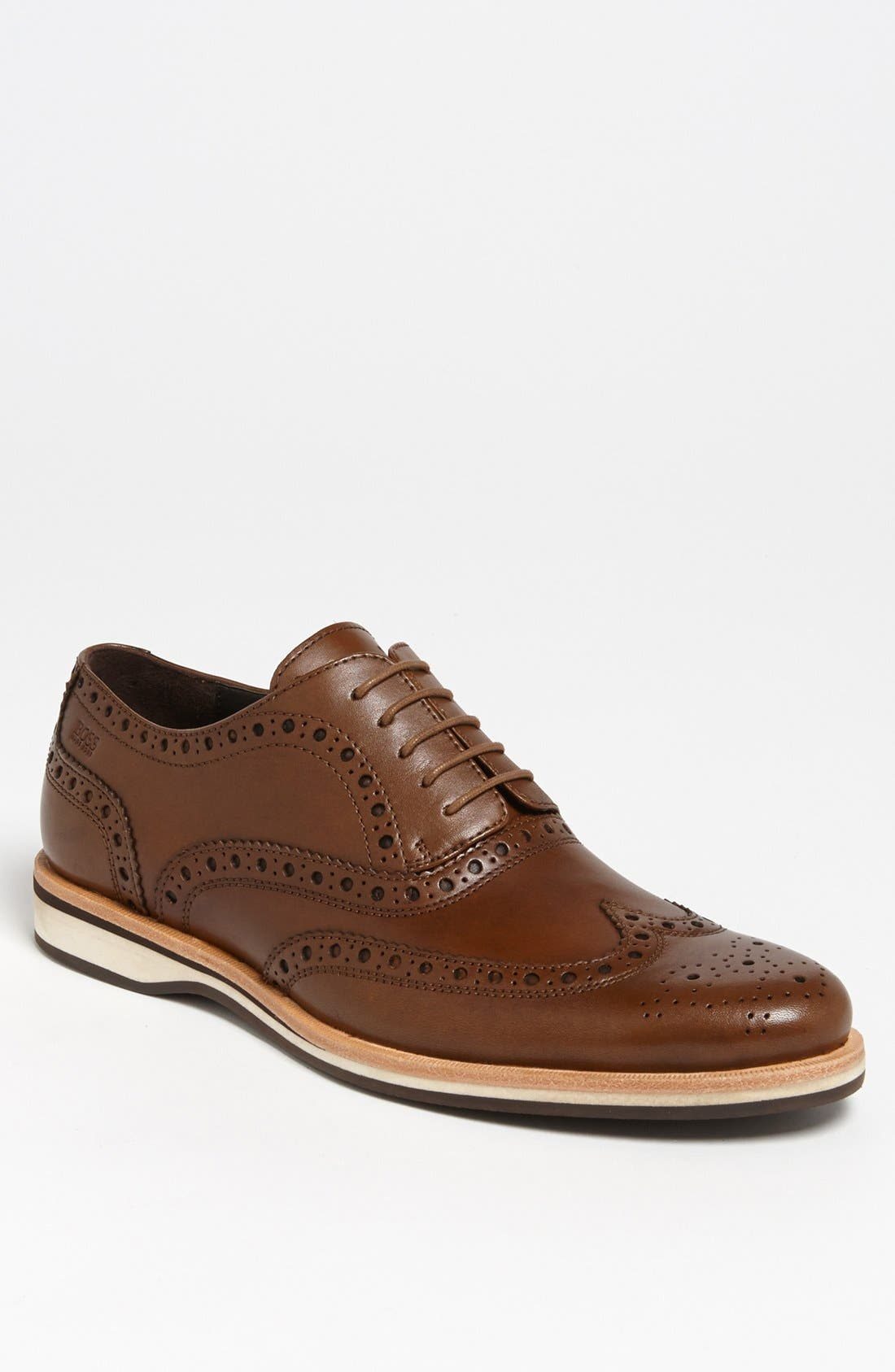 Alternate Image 1 Selected - BOSS HUGO BOSS 'Newero' Wingtip