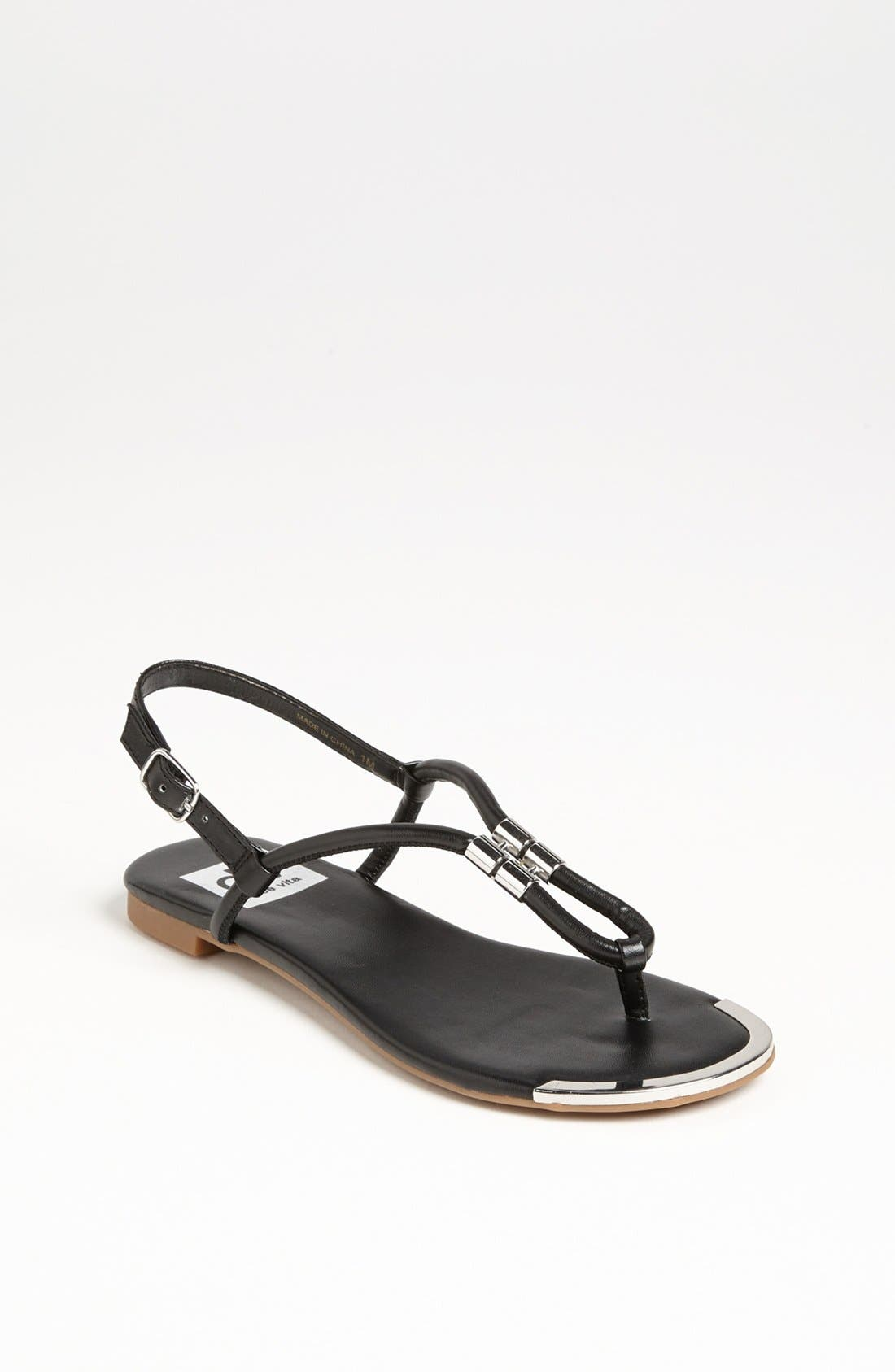 Alternate Image 1 Selected - DV by Dolce Vita 'Torin' Sandal (Toddler, Little Kid & Big Kid)
