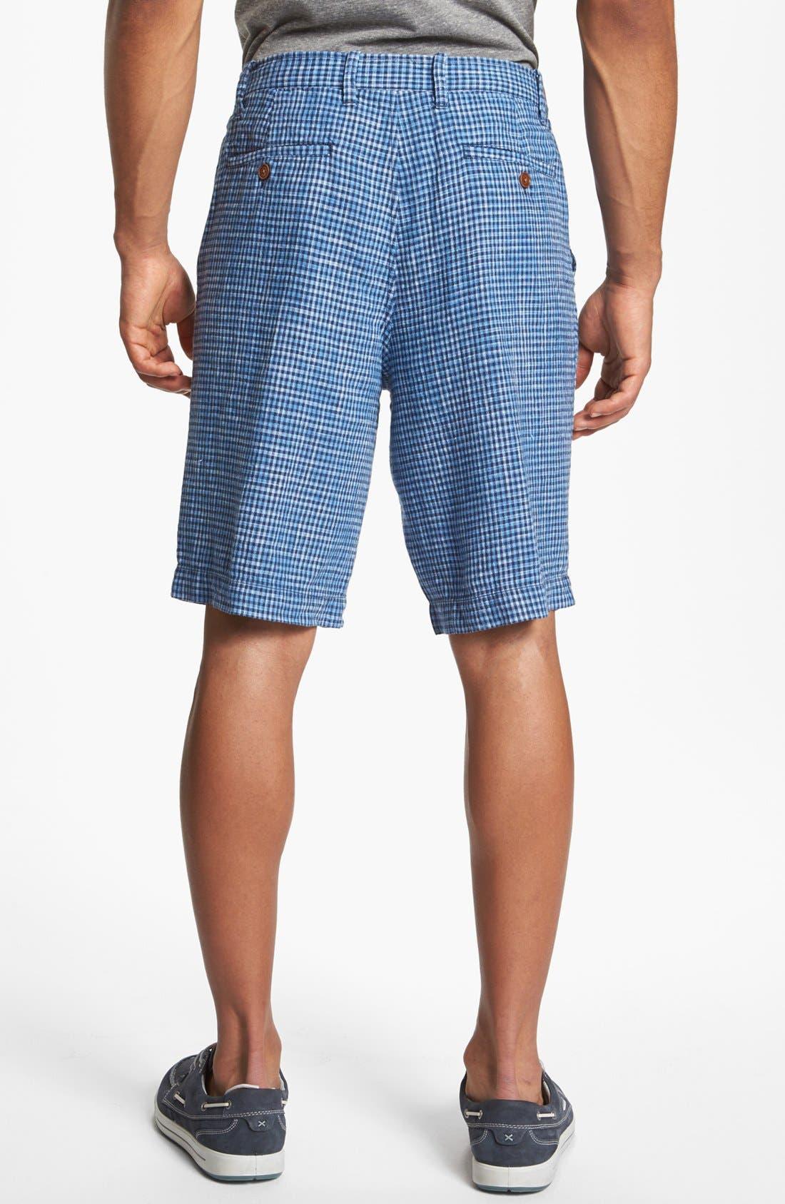Alternate Image 2  - Tommy Bahama 'Checka Colada' Shorts