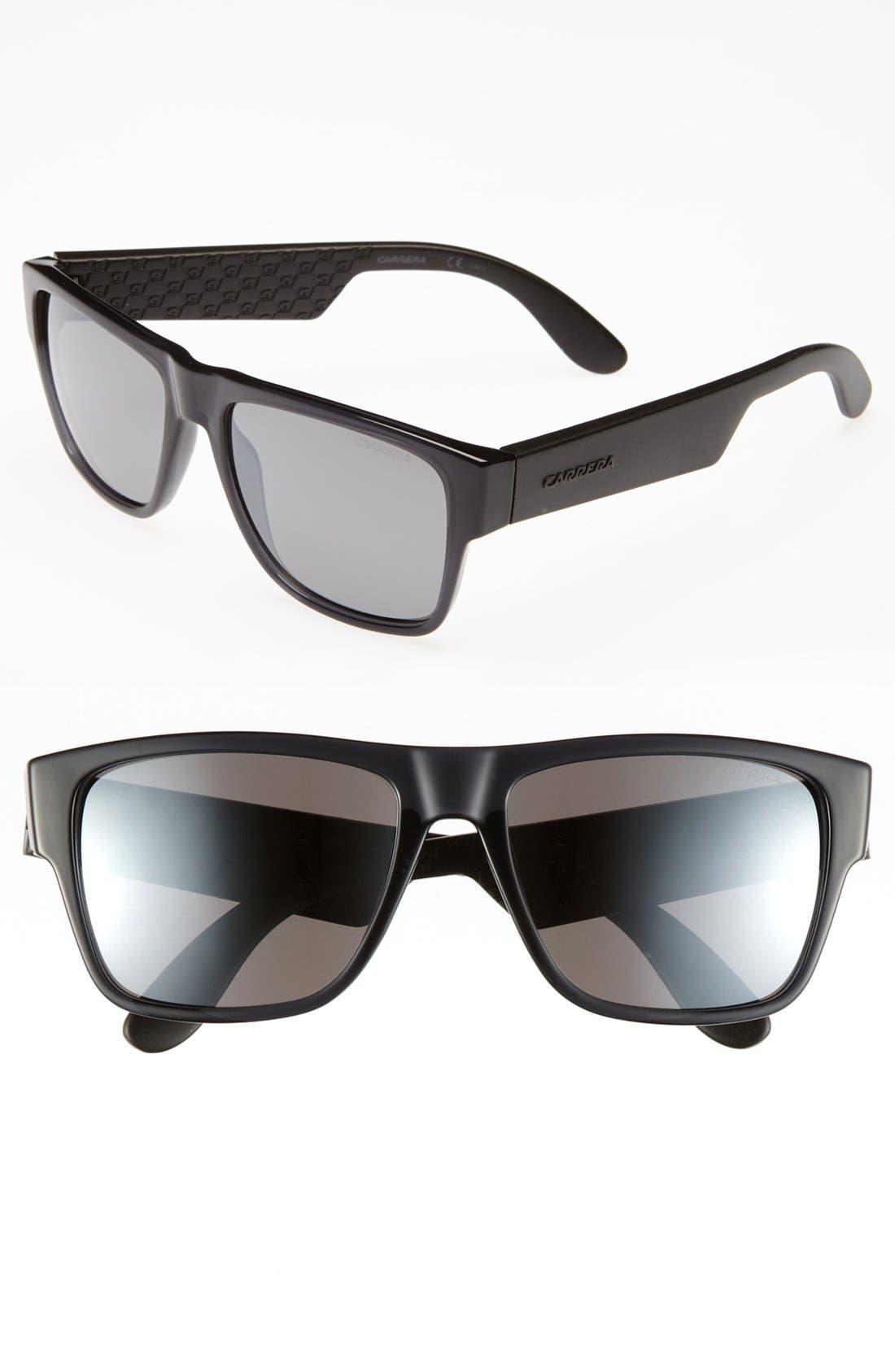 Alternate Image 1 Selected - Carrera Eyewear 55mm Sunglasses