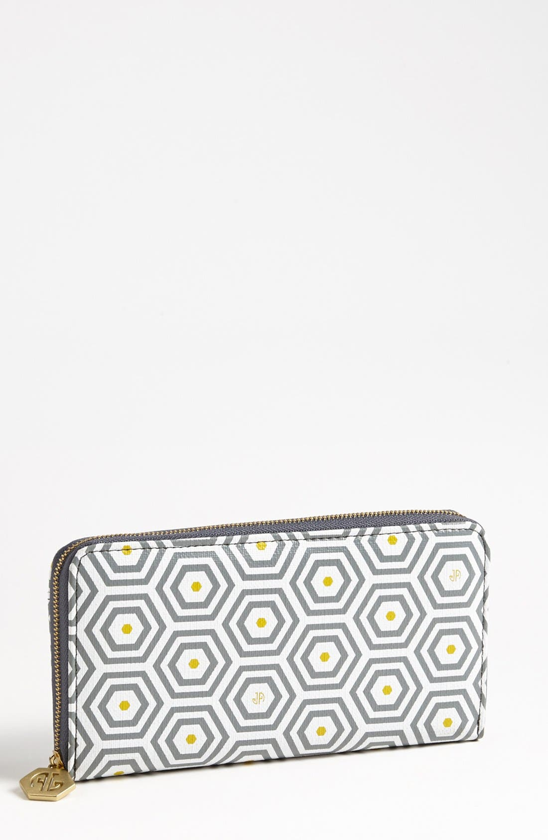 Alternate Image 1 Selected - Jonathan Adler 'Large' Continental Wallet