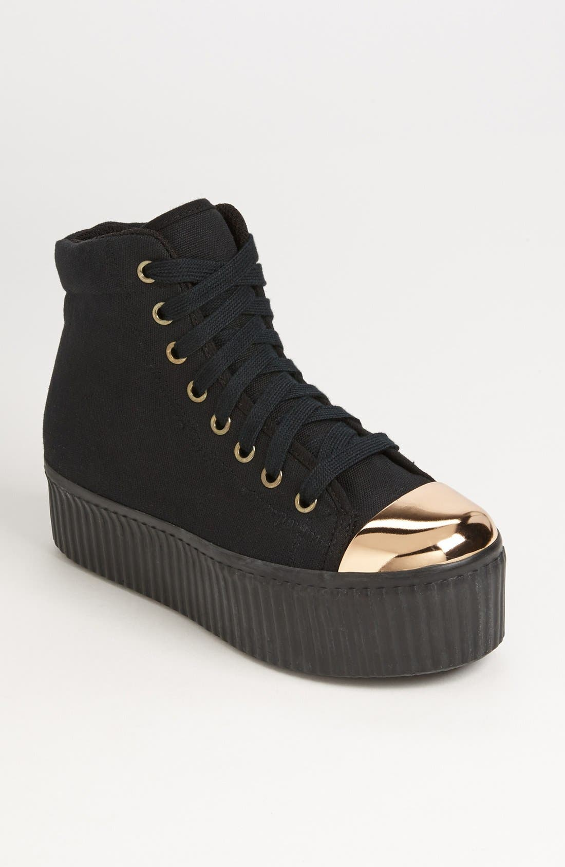 Alternate Image 1 Selected - Jeffrey Campbell 'Hiya' Sneaker