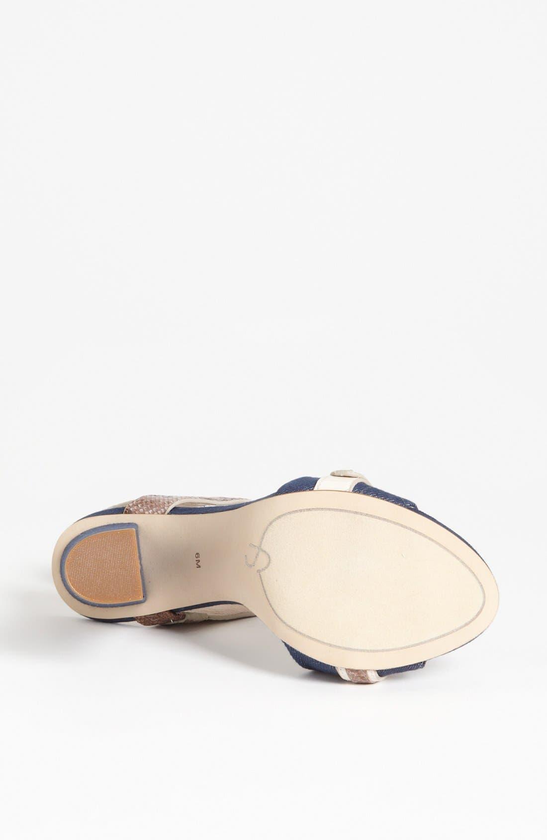 Alternate Image 4  - Joan & David 'Pulis' Sandal