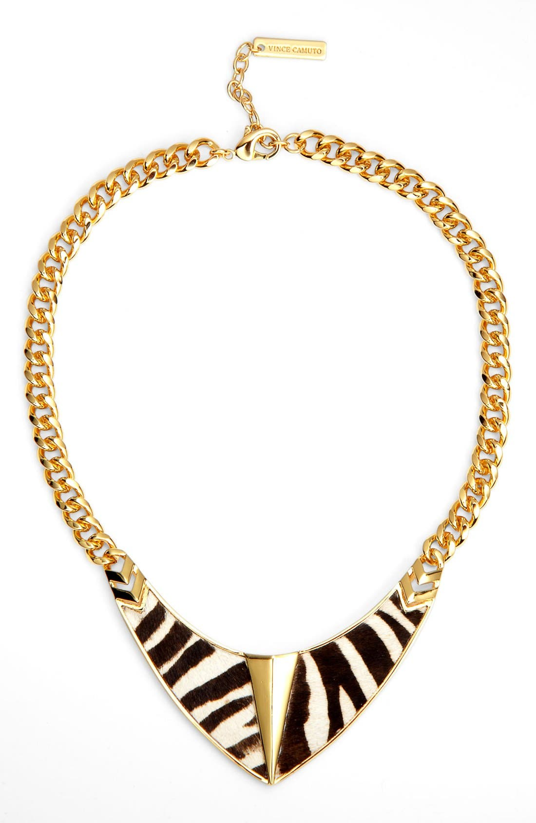 Main Image - Vince Camuto 'Call of the Wild' Bib Necklace (Nordstrom Exclusive)