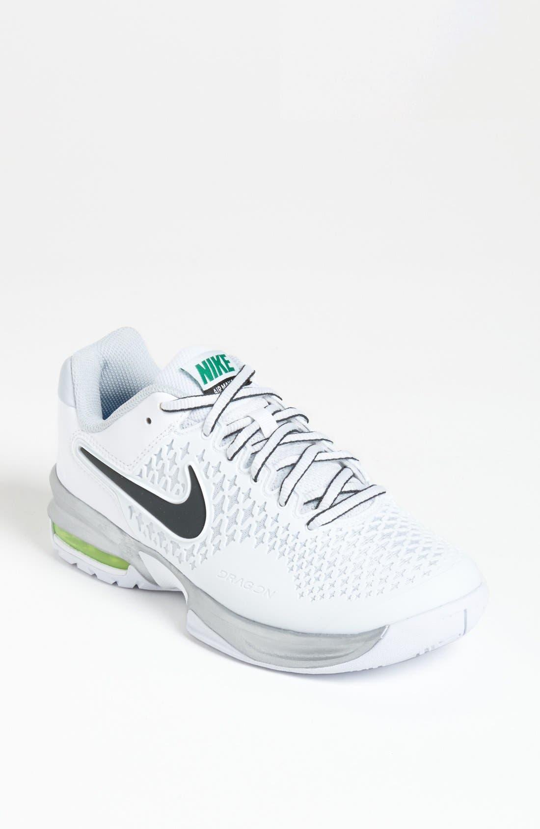 Alternate Image 1 Selected - Nike 'Air Max Cage' Tennis Shoe (Women) (Regular Retail Price: $115.00)