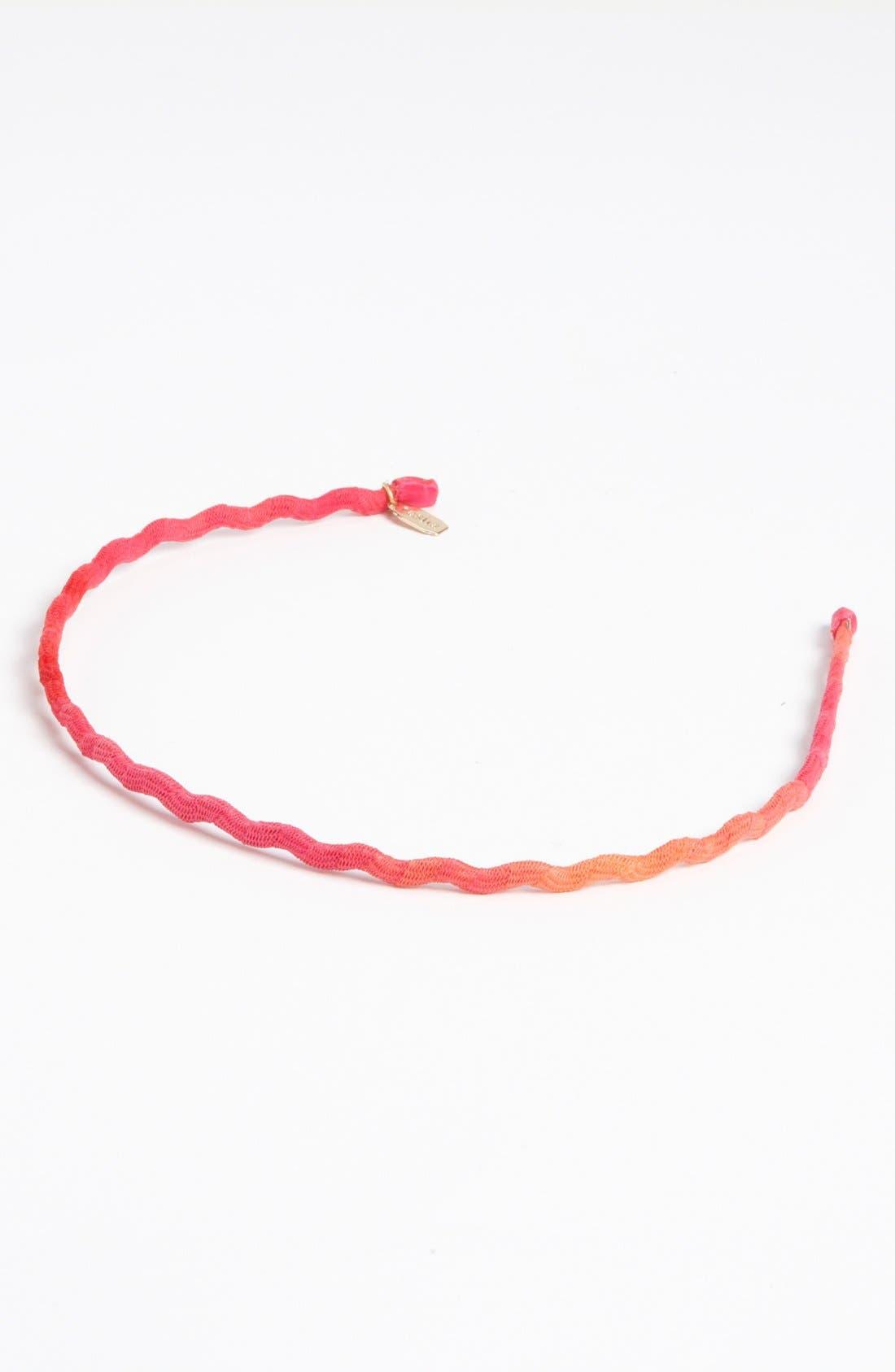 Alternate Image 1 Selected - Tasha Zigzag Ombré Headband