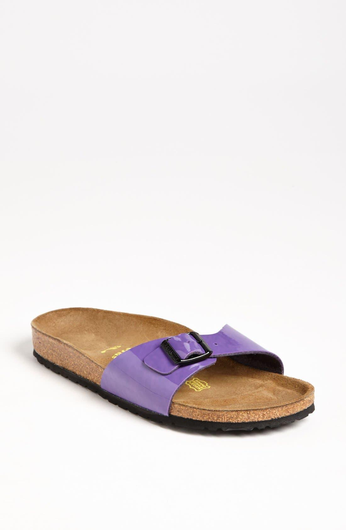 Main Image - Birkenstock 'Madrid' Birko-Flor™ Sandal (Women)