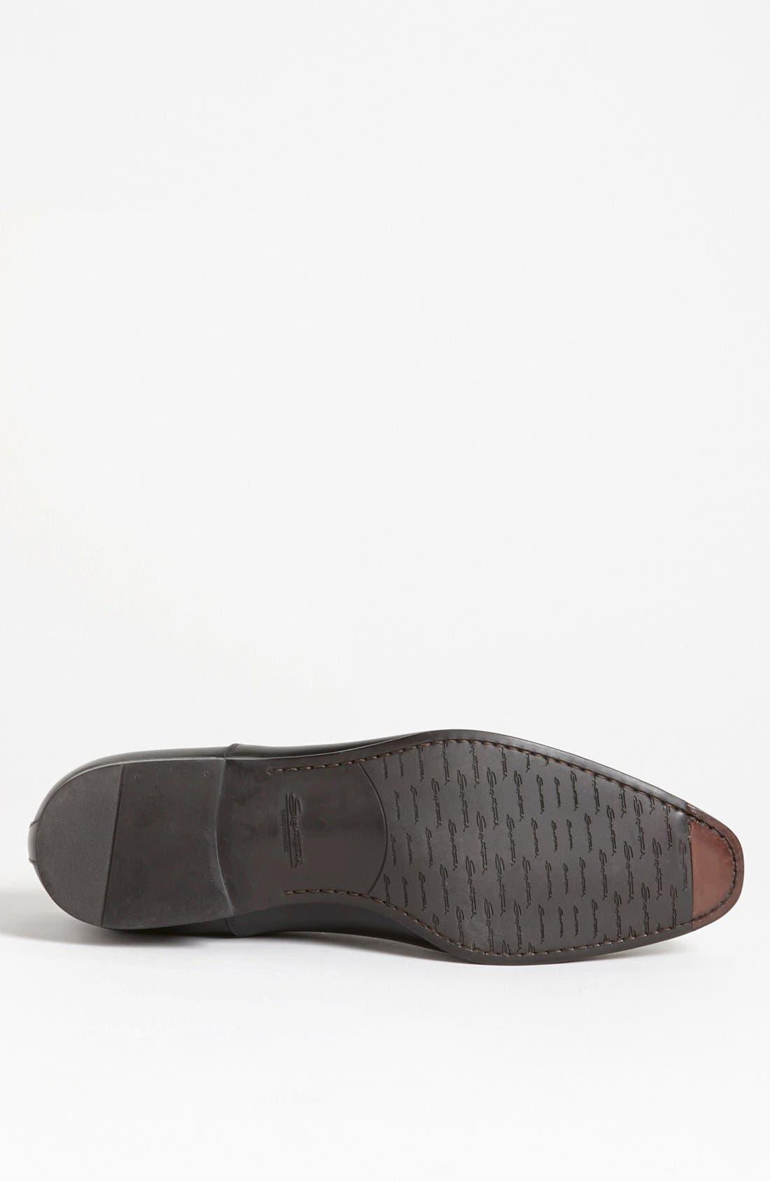 Alternate Image 4  - Santoni 'Salem' Cap Toe Oxford (Men)