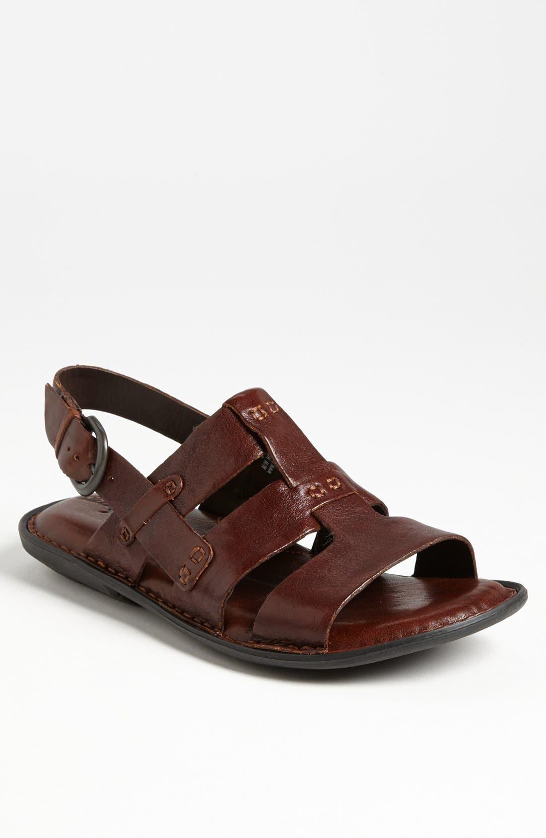 Alternate Image 1 Selected - Børn 'Shon' Sandal (Men)