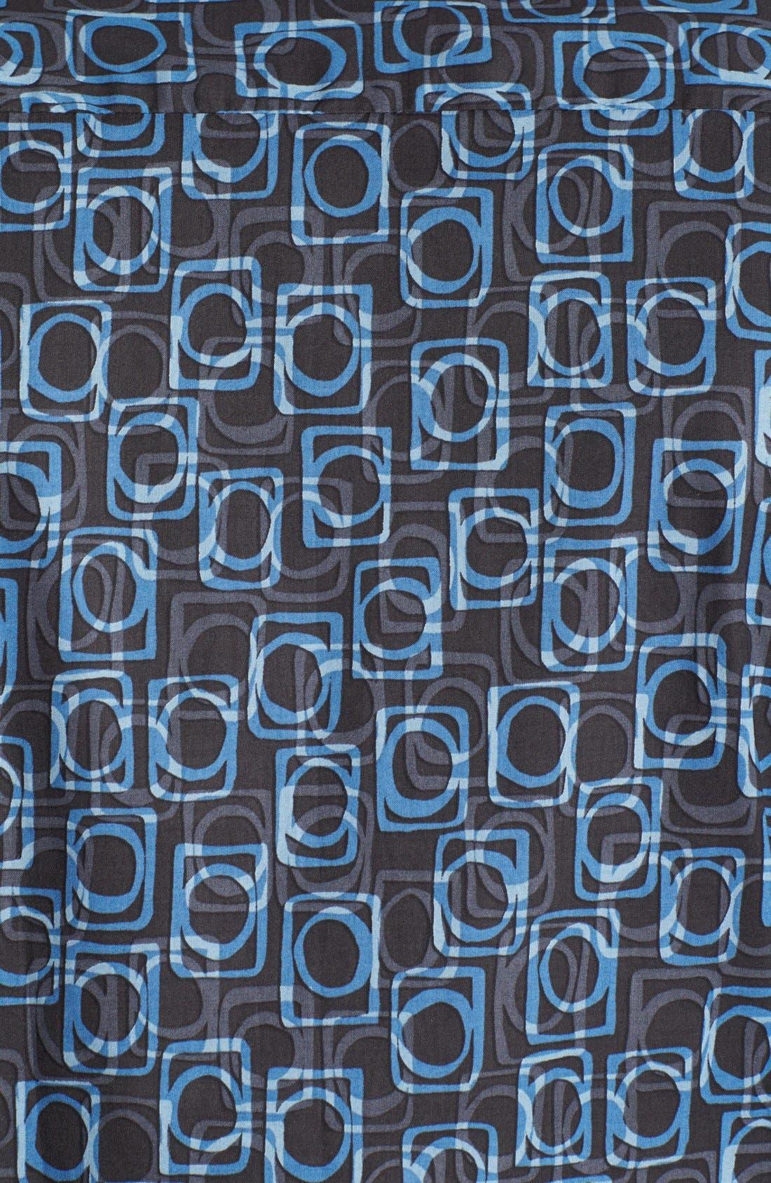 Alternate Image 3  - Tori Richard 'Eclipse' Cotton Lawn Campshirt