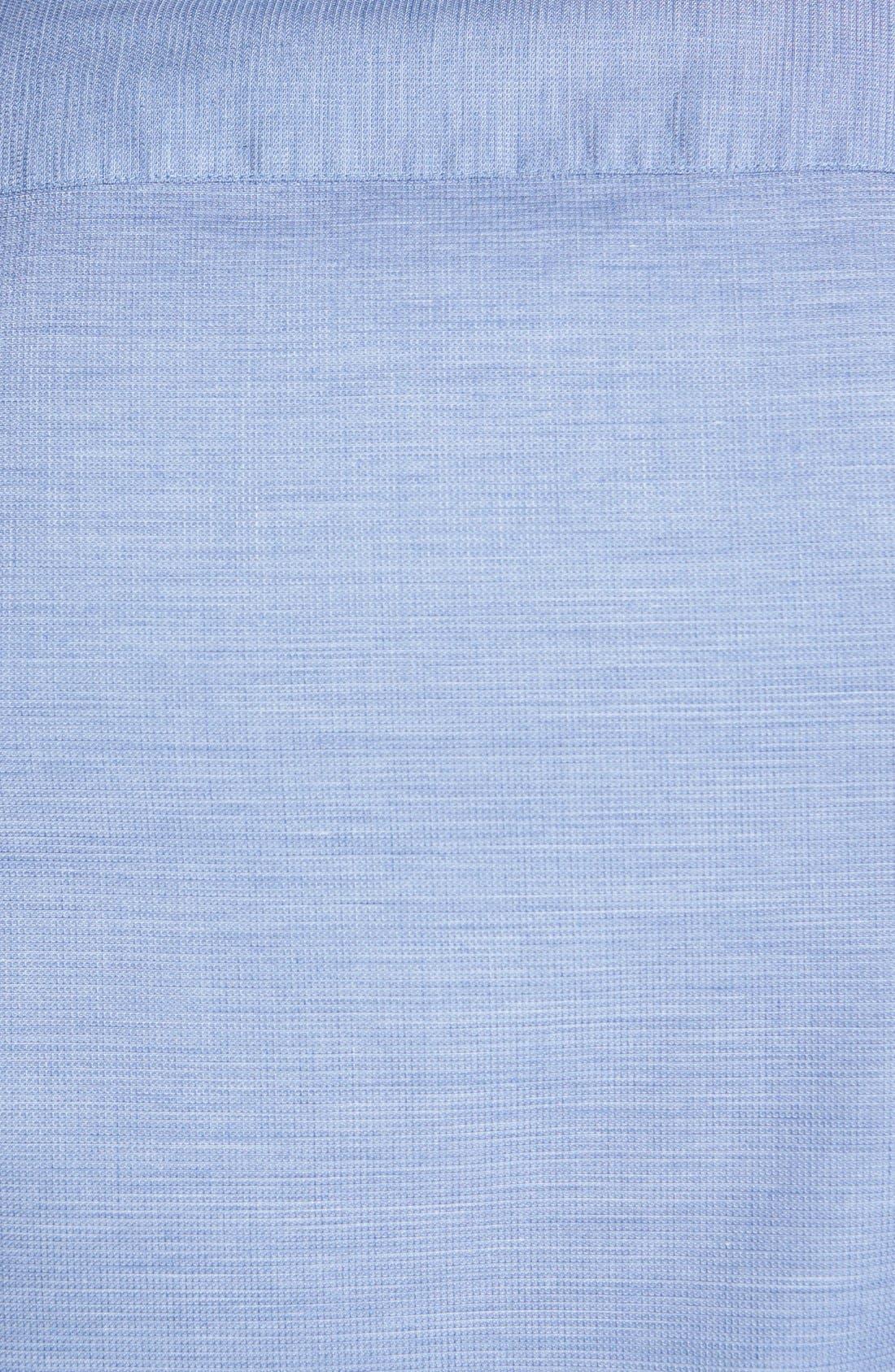Alternate Image 3  - BOSS HUGO BOSS 'Marco' Slim Fit Short Sleeve Sport Shirt