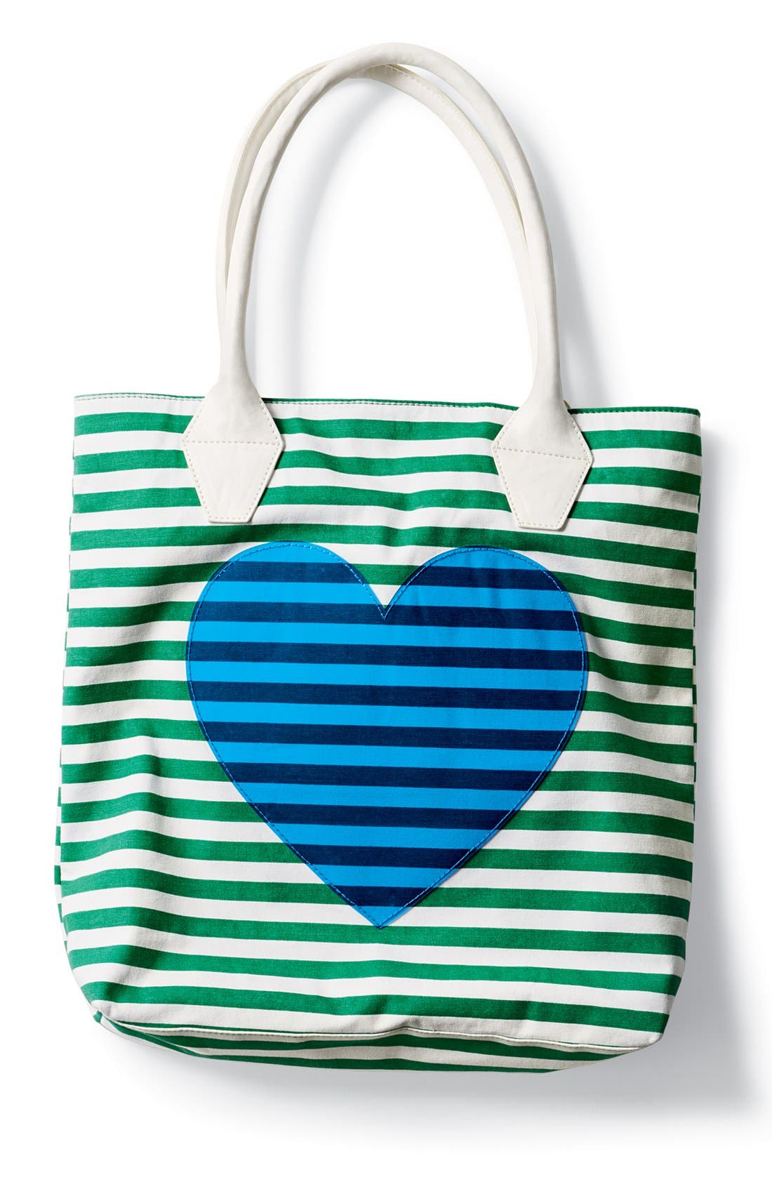 Alternate Image 2  - Fantasia Accessories 'Heart' Tote (Girls)