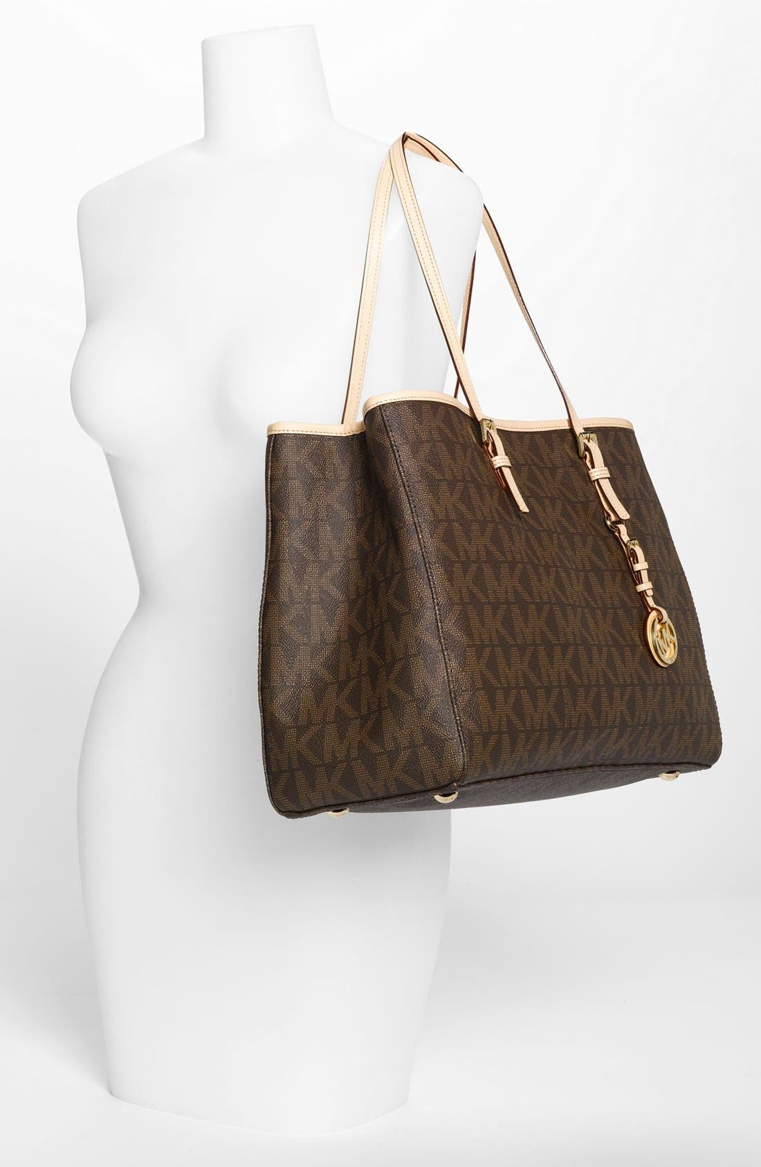 Alternate Image 2  - MICHAEL Michael Kors 'East/West - Large' Tote