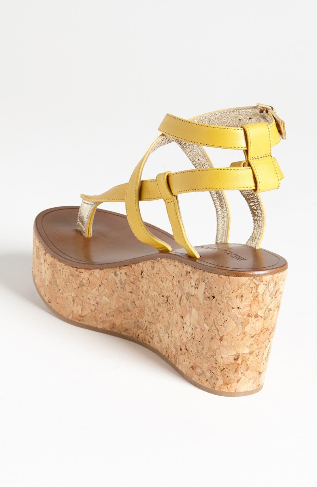 Alternate Image 2  - Bernardo Footwear 1946 Eden Roc Sandal