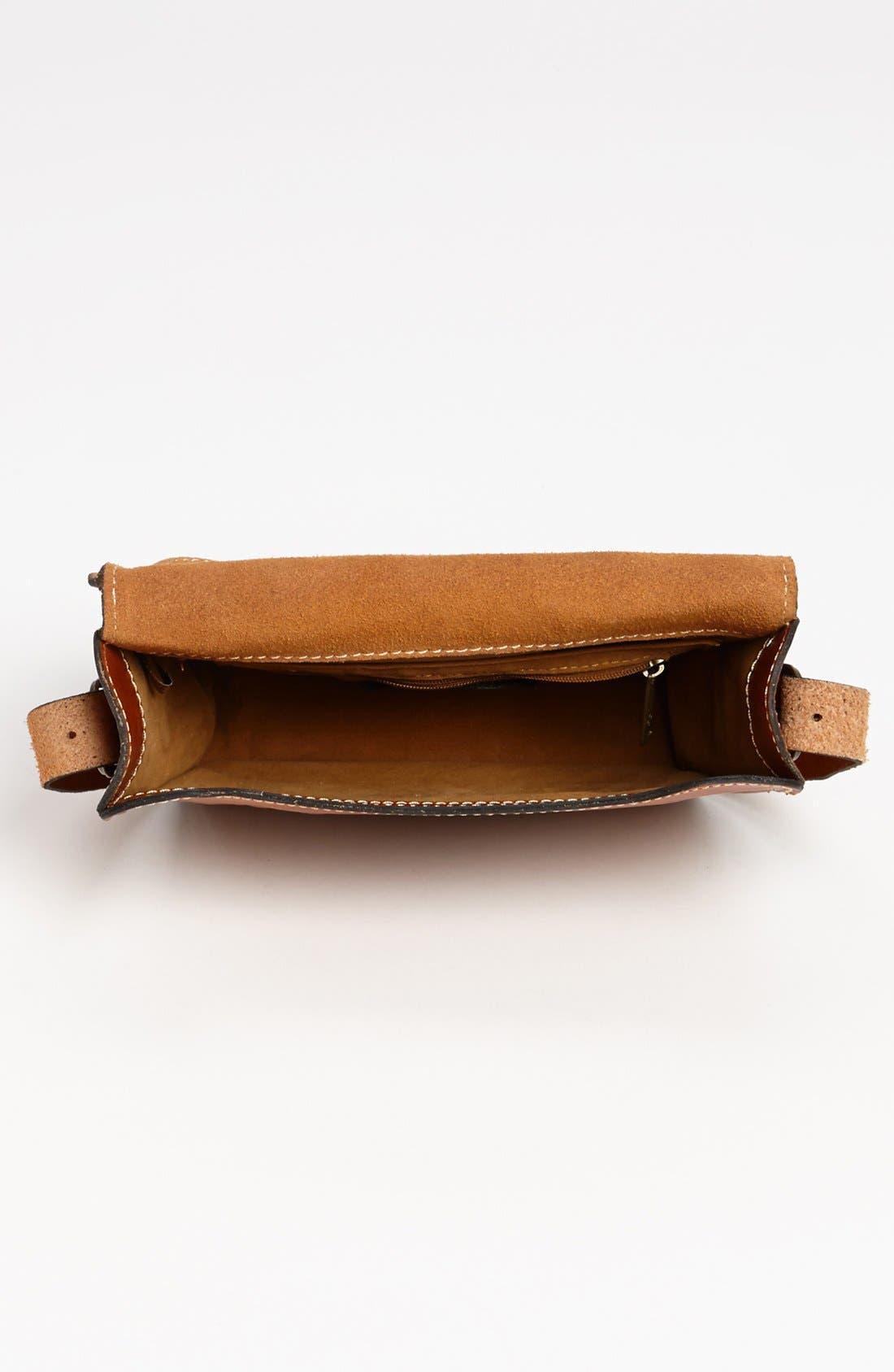 Alternate Image 3  - Patricia Nash 'Marciano' Leather Crossbody Bag
