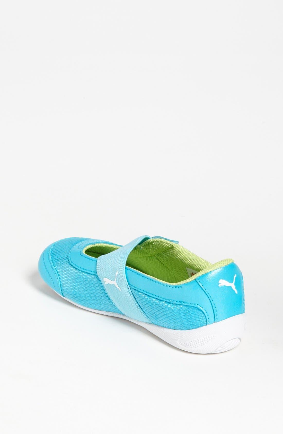 Alternate Image 2  - PUMA 'Sneakerina' Slip-On (Walker & Toddler)
