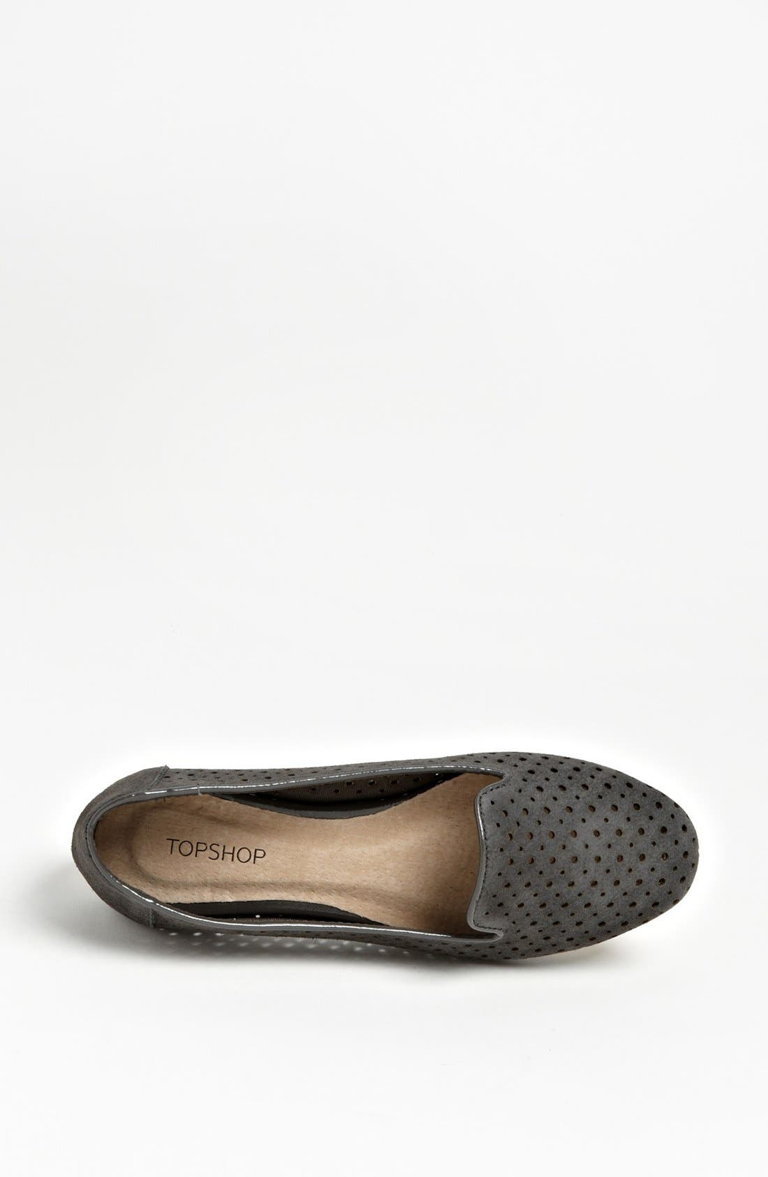 Alternate Image 3  - Topshop 'Moon' Slipper