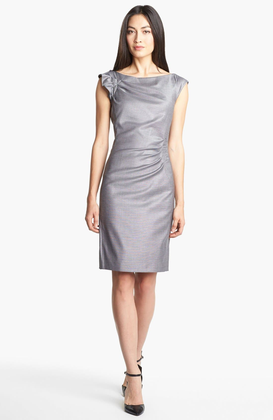Alternate Image 1 Selected - BOSS HUGO BOSS 'Daperla' Sheath Dress