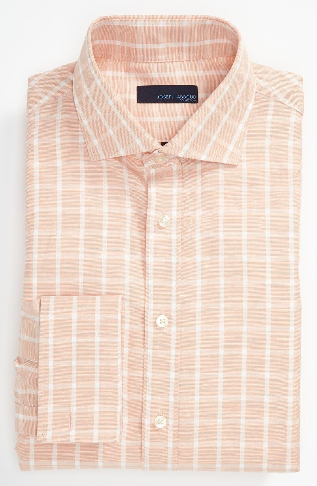 Alternate Image 1 Selected - Joseph Abboud Regular Fit Dress Shirt