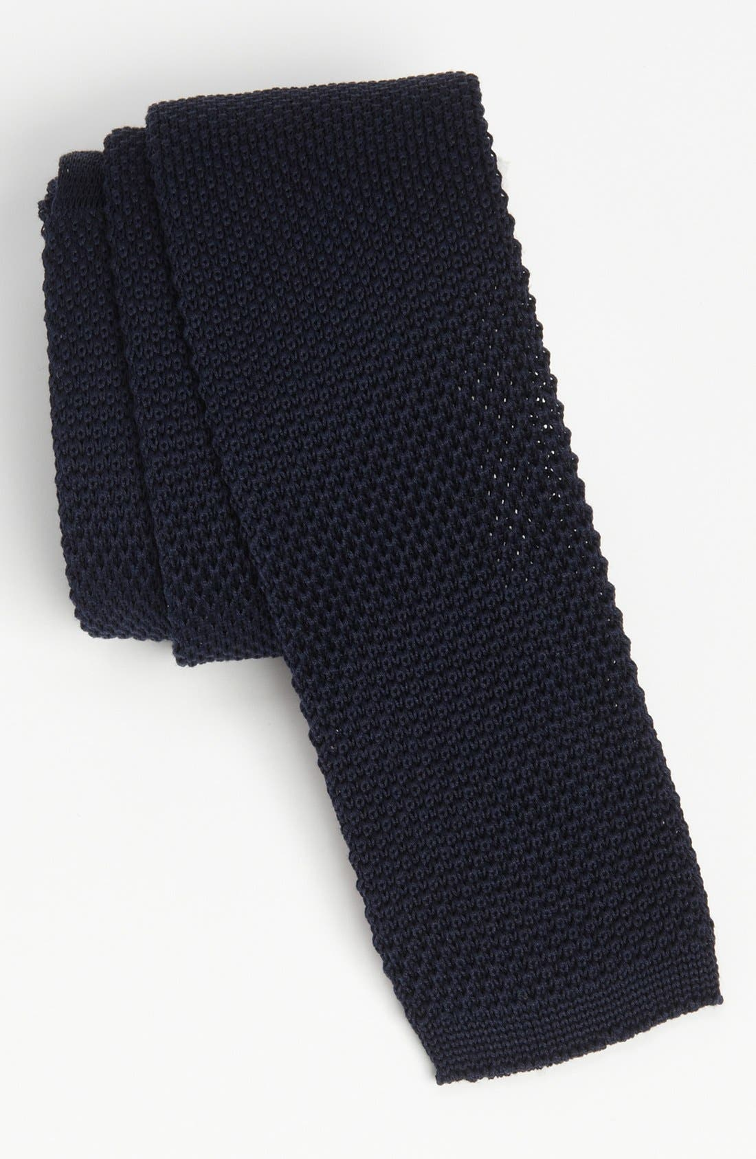 Main Image - BOSS HUGO BOSS Knit Tie