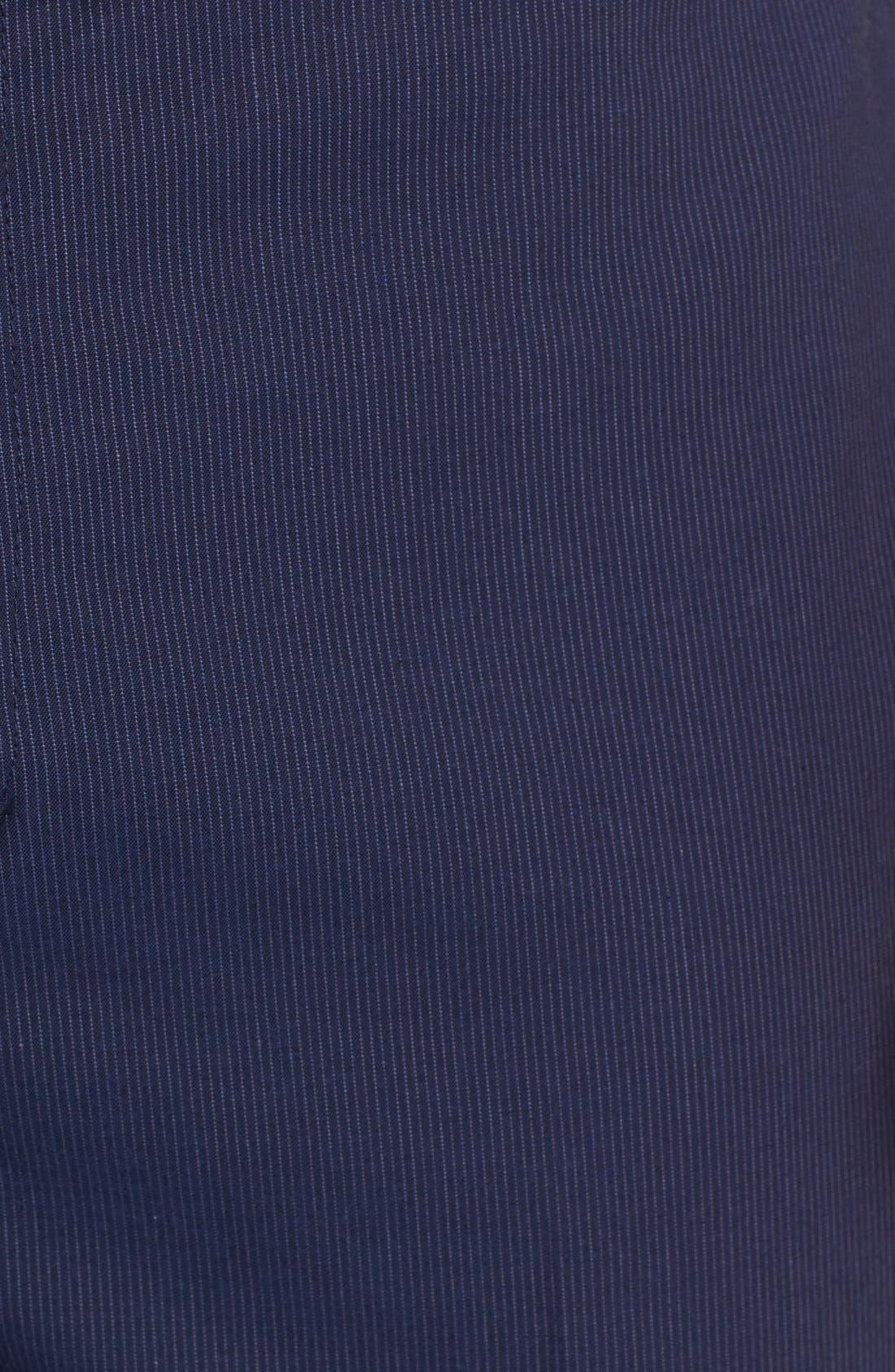 Alternate Image 3  - Calibrate 'Rhoden' Stripe Trousers (Tall)
