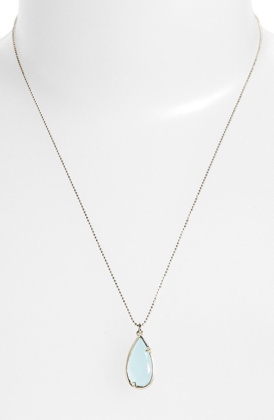 Alternate Image 1 Selected - Melinda Maria 'Thorn - Helena' Teardrop Pendant Necklace