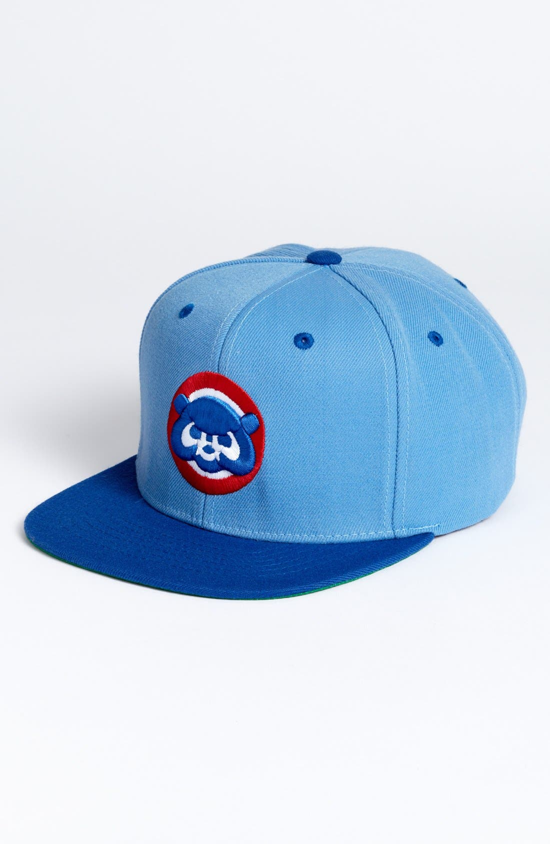 Alternate Image 1 Selected - American Needle 'Chicago Cubs - Back 2 Front' Snapback Baseball Cap