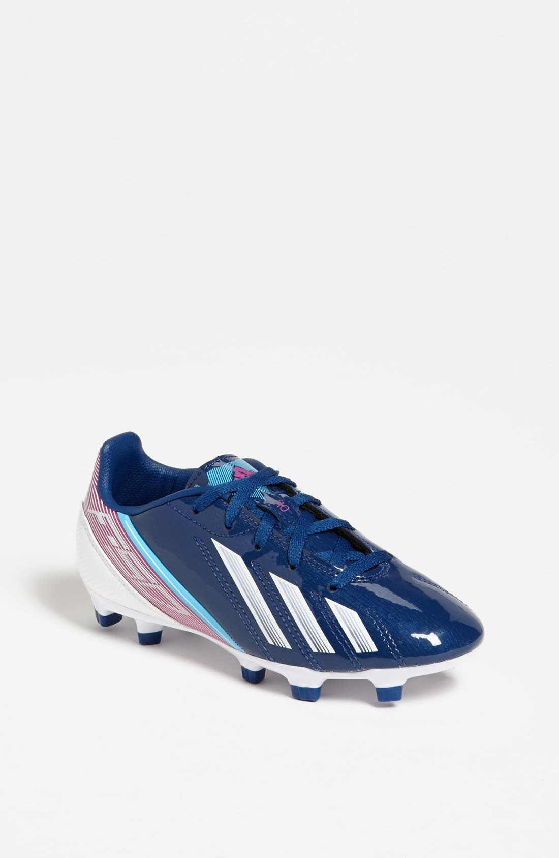 Alternate Image 1 Selected - adidas 'F10 TRX FG' Soccer Cleats (Toddler, Little Kid & Big Kid)