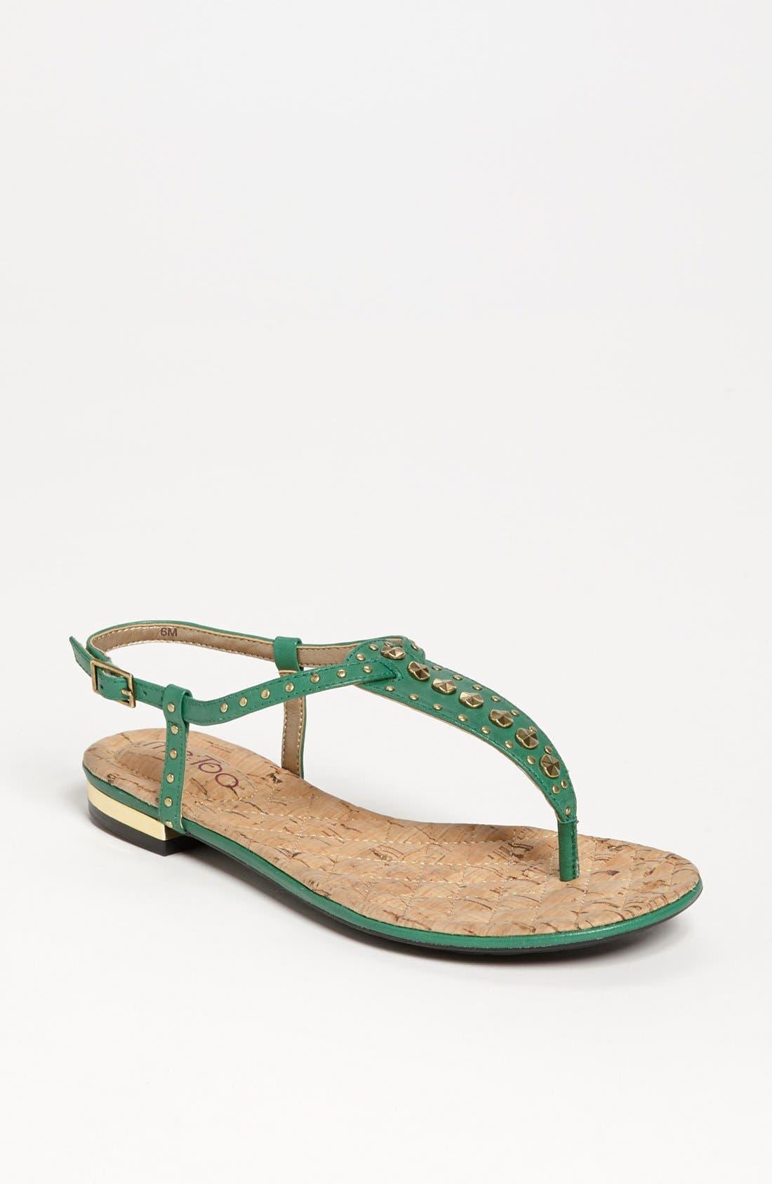 Alternate Image 1 Selected - Me Too 'Reno' Sandal