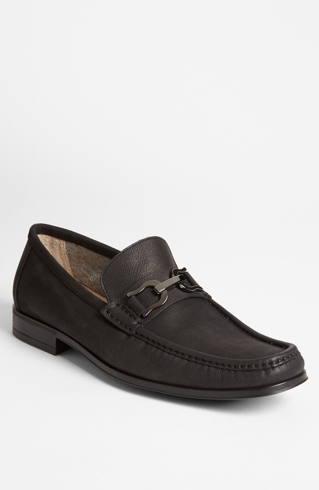 Alternate Image 1 Selected - Bruno Magli 'Mikko' Bit Loafer