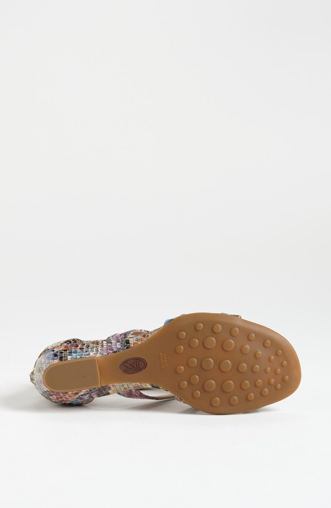 Alternate Image 4  - Söfft 'Brilynn' Sandal