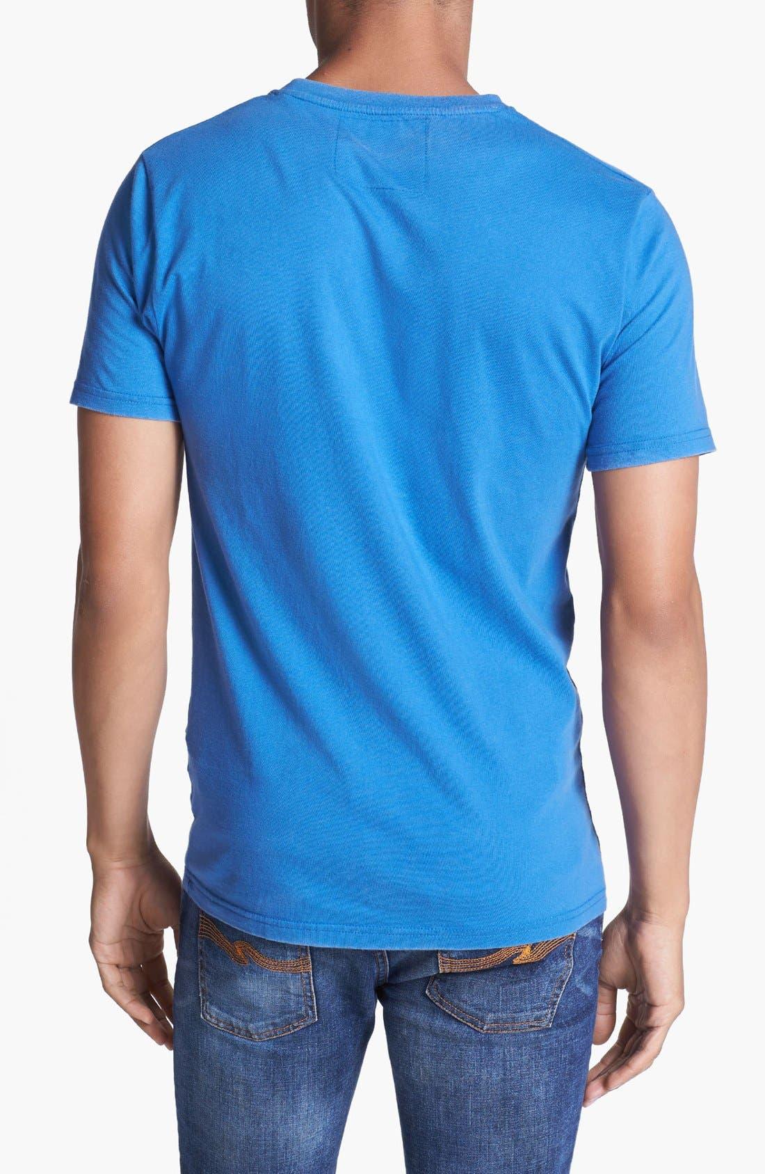 Alternate Image 2  - Red Jacket 'Mets - Reversal' T-Shirt