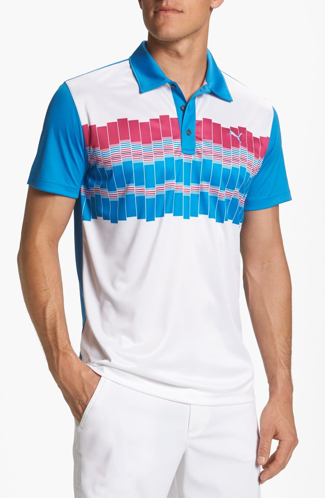 Alternate Image 1 Selected - PUMA GOLF Tech Polo