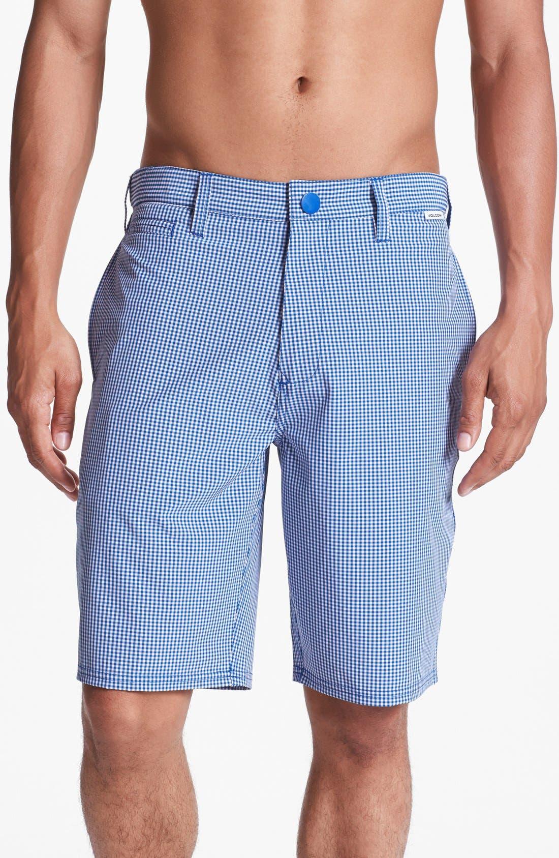 Main Image - Volcom 'Pinnacle' Hybrid Shorts
