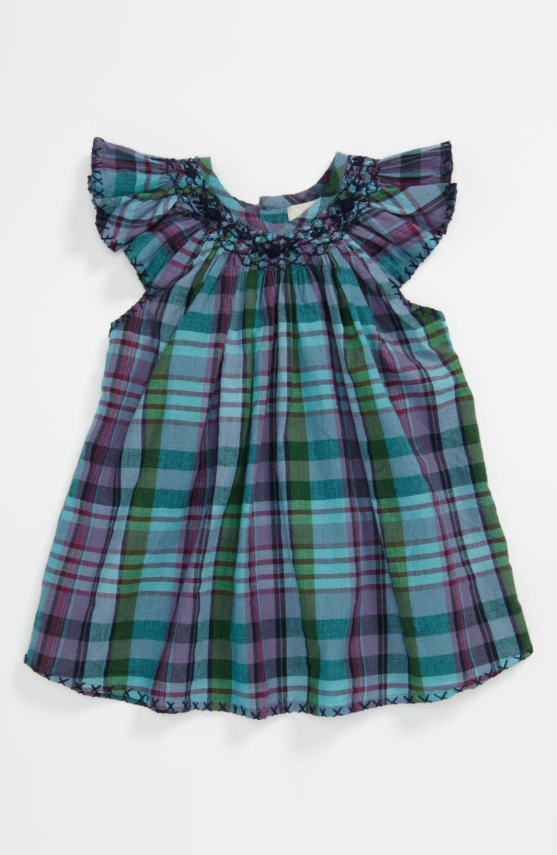 Alternate Image 1 Selected - Peek 'Evelyn' Dress (Baby Girls)