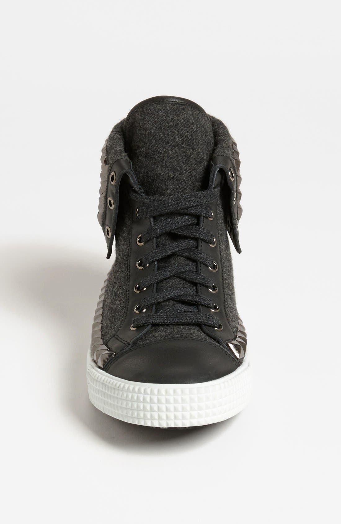 Alternate Image 3  - Jimmy Choo 'Spencer' Studded Sneaker