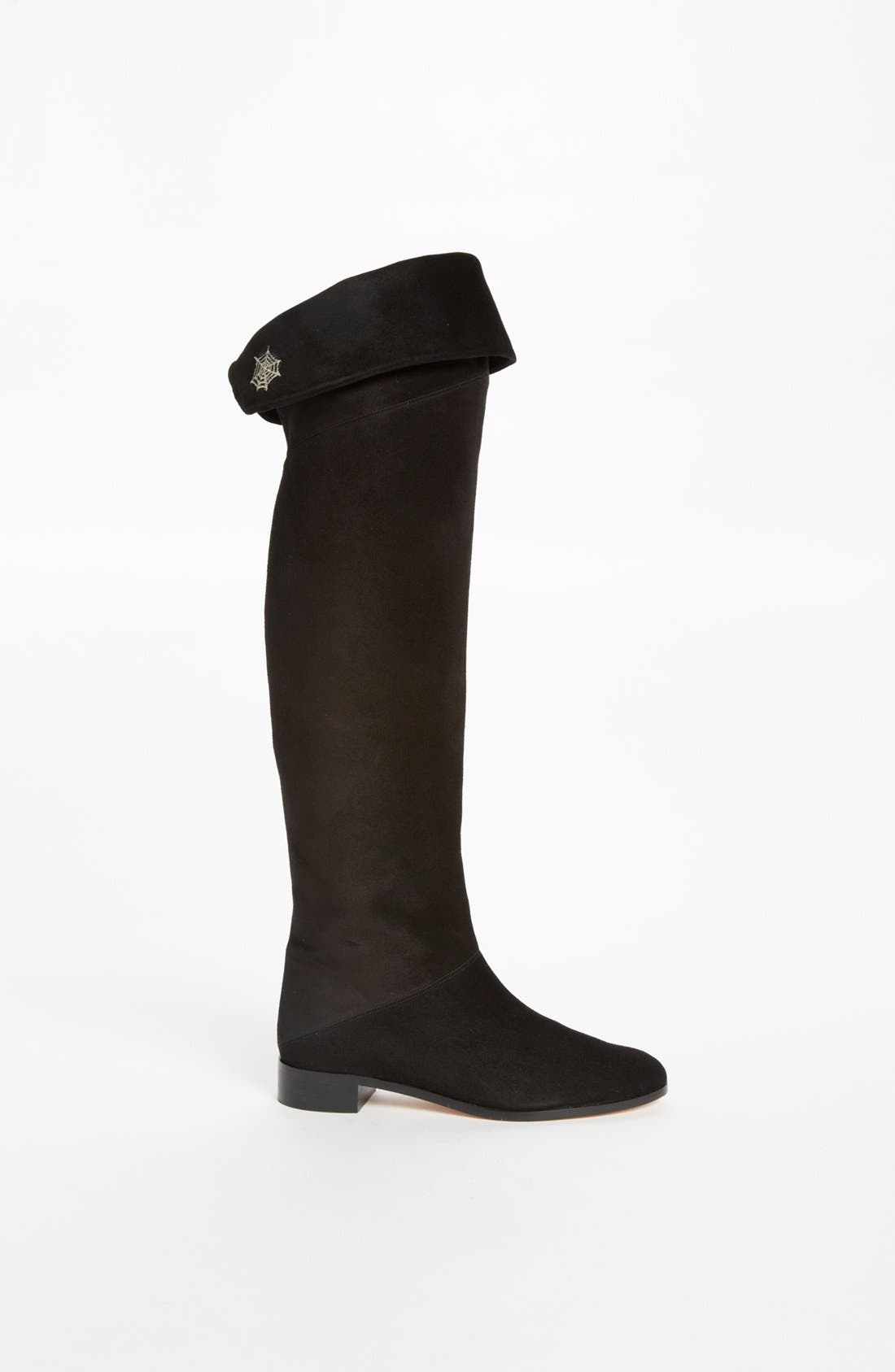 Alternate Image 4  - Charlotte Olympia 'Charming' Over-the-Knee Boot