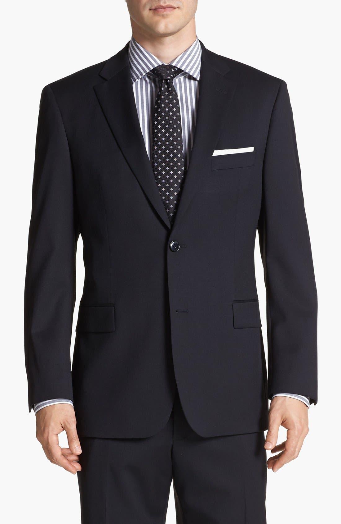Alternate Image 3  - BOSS HUGO BOSS 'Pasolini/Movie' Wool Suit