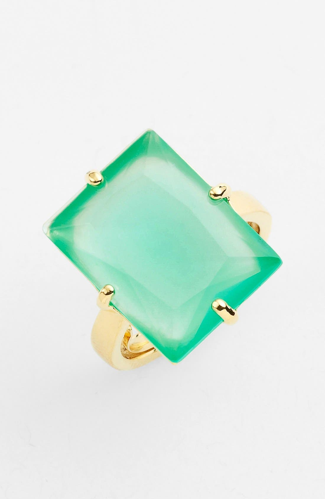 Alternate Image 1 Selected - kate spade new york 'hancock park' adjustable cocktail ring (Nordstrom Exclusive)