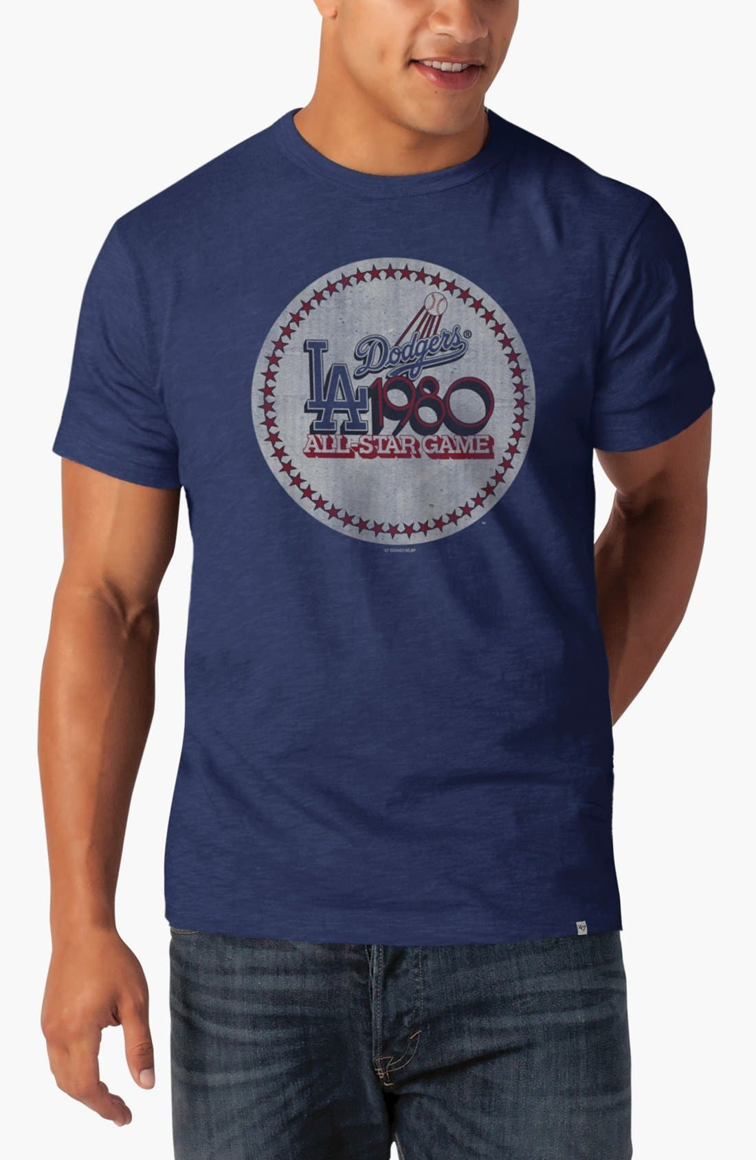 Main Image - 47 Brand 'Los Angeles Dodgers All Star Game' Graphic T-Shirt