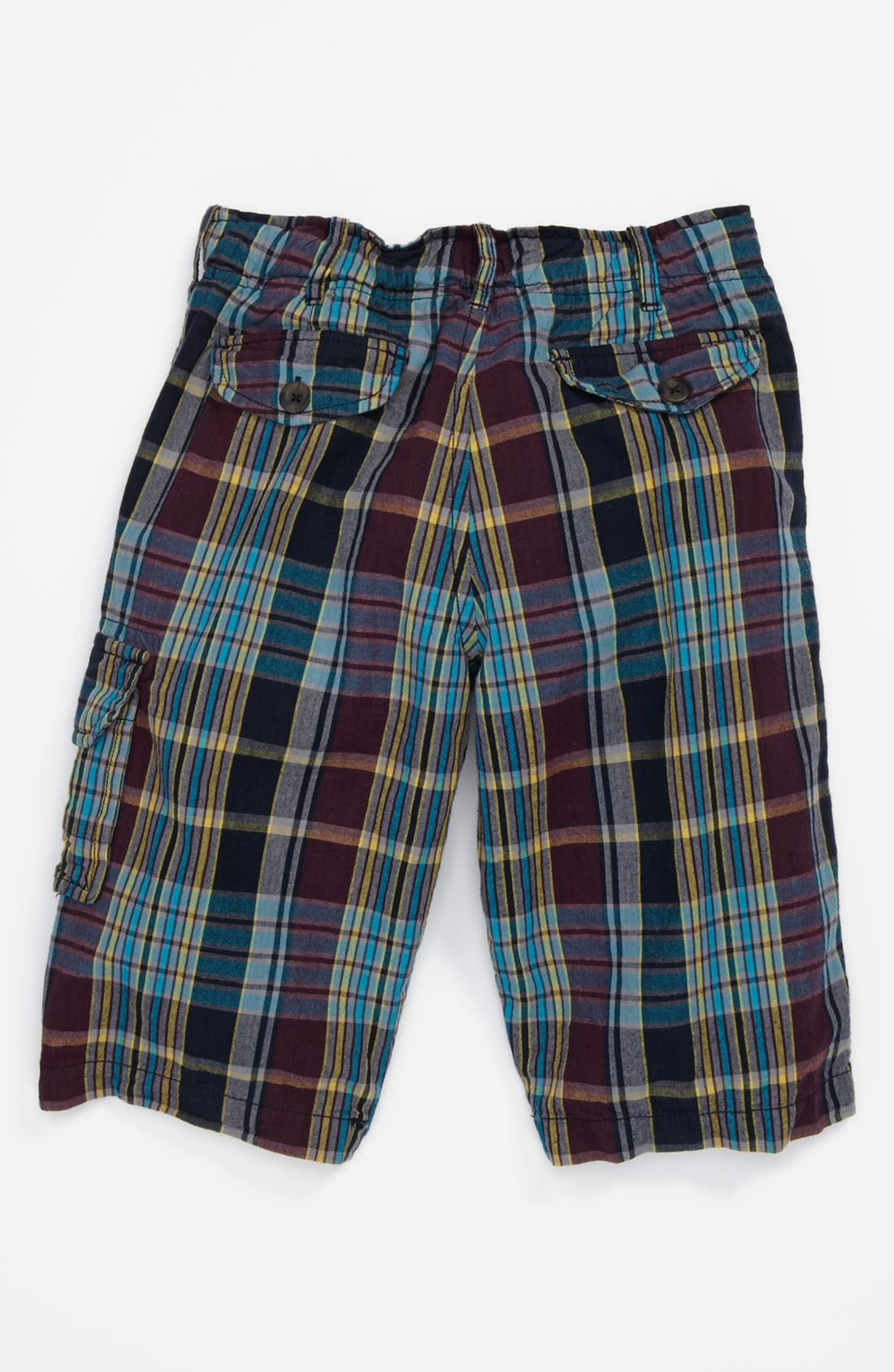 Alternate Image 2  - Peek 'Sutter' Plaid Shorts (Toddler Boys, Little Boys & Big Boys)