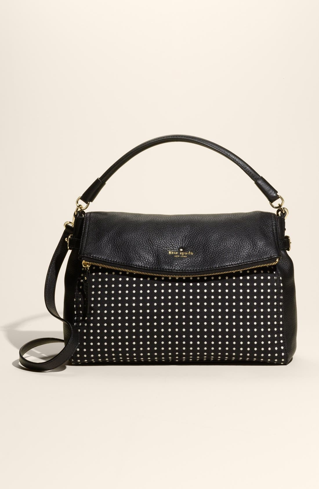 Alternate Image 5  - kate spade new york 'cobble hill - dot little minka' satchel, large