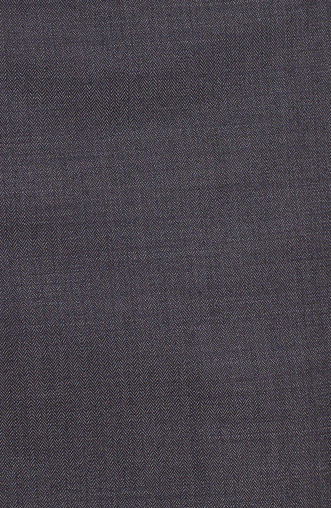 Alternate Image 3  - John Varvatos Star USA  'Thompson' Flat Front Trousers
